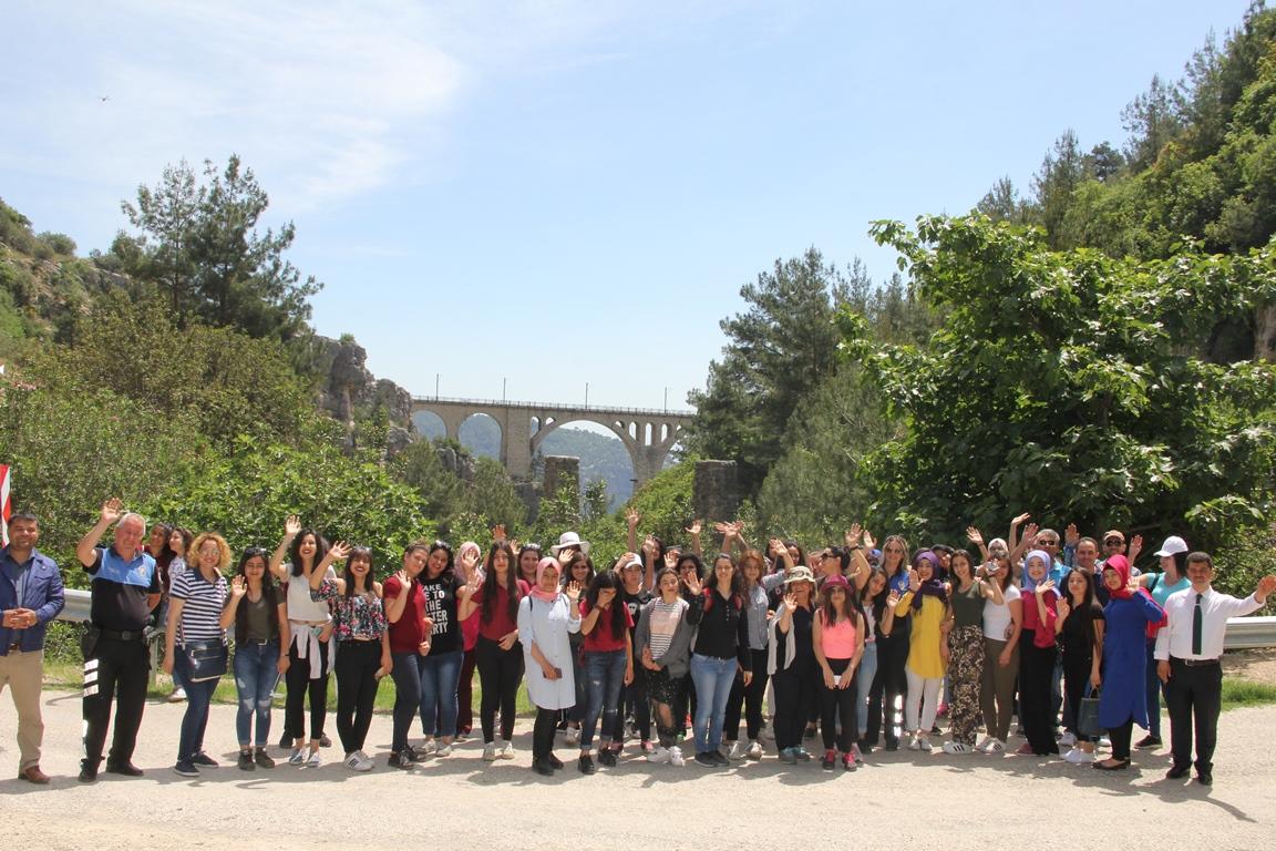 Öğrencilerin Karaisalı Turu